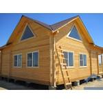 Одно- или двухэтажный дом из бруса: уютный коттедж, который простоит долгие десятилетия