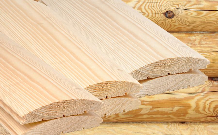 блок хаус деревянный цена