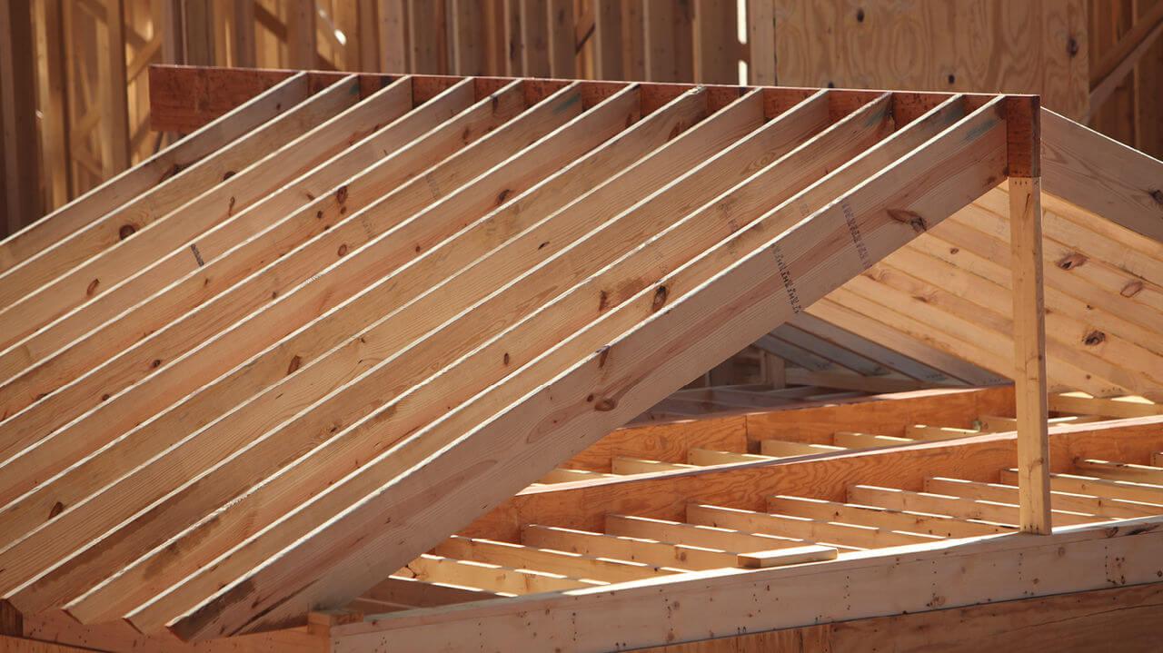 какие пиломатериалы нужны для крыши